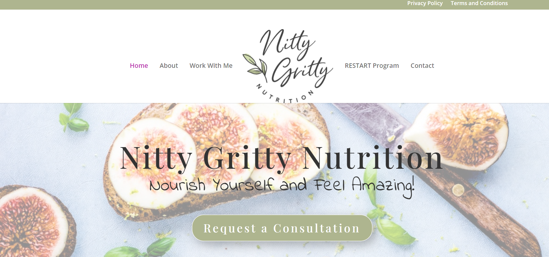 Nitty Gritty Nutrition